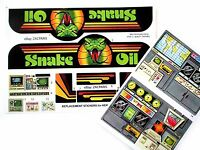 Stickers for KENNER M.A.S.K OUTLAW Stickers Personalized