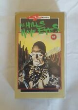 The Hill Have Eyes VHS RARE