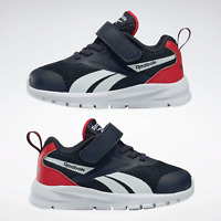 Reebok Enfants Chaussures Course Entraînement Ruée Runner 3.0 SPORTS FX0344 Neuf