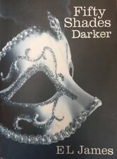 Fifty Shades Darker by E. L. James (Paperback)