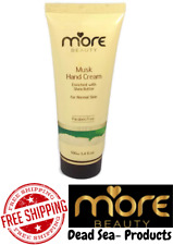 More Beauty- Dead Sea Musk Hand Cream Enriched with Shea Butter 100ml