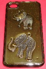 Beautiful ELEPHANT Golden Color Case Cover for Apple iPhone 4 4S (BIN 6)