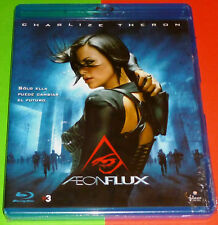 AEONFLUX / AEON FLUX - English Español - Bluray AREA B - Precintada