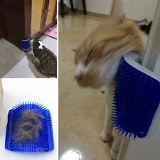 Pet Cat Dog Self Groomer Grooming Tool Hair Removal Brush Comb Shedding Trimming