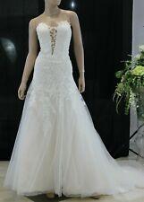 Abito da Sposa Venus Bridal AT4718 Wedding Dress Bridal  Matrimonio Taglia 48 IT