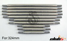 Complete Stainless Steel Links 10 pcs Set ( 324mm, Suspension, Steering,