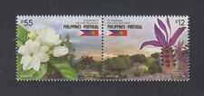 Philippine Stamps 2016 Philippine-Portugal Flowers  Complete set( Joint Issue)