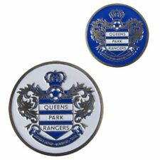 Queens Park Rangers Football Club Crest Double Sided Golf Ball Marker Free UK PP