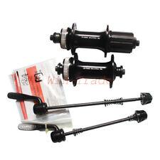 Shimano HB-RM66 FH-RM66 32H Center Lock Disc Brake Hub Front+Rear Skewer RM65