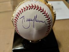Randy Johnson & Alex Rodriguez MLB autographed baseball N.Y. Yankees