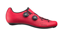 Fizik Road R1 Infinito 41/ 8.25 Men's Road Cycling Shoe Red/Black  $400 Retail