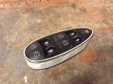 MERCEDES BENZ CLASE E W211 Usado Genuina Ventanas interruptor botones Unidad