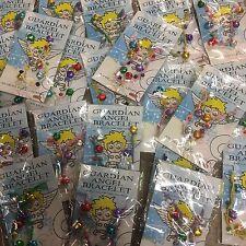 40 NEW Guardian Angel Bracelet Wholesale Toys Pocket Money Blind Bag Party Fete