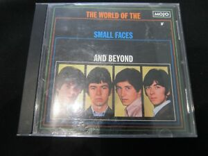 Mojo Presents The World Of The Small Faces And Beyond - Near Mint - NEW CASE!!!