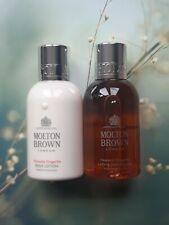 Molton Brown Heavenly Gingerlily Bath & Shower Gel & Body Lotion, 100 each
