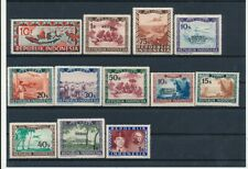 D069783 Indonesia Vienna Issues Nice selection of MNH stamps