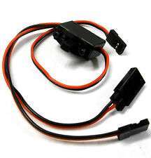 C6007 RC Model Receiver On Off Battery Switch JR Plug 2 x Male / 1 x Female