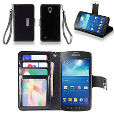IZENGATE Cell Phone Wallet Case PU Leather Flip Cover Folio with Backstand