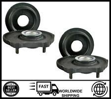 PAIR Fiat Fiorino Linea Punto Qubo Suspension (FRONT) Strut Mounts+Bearings