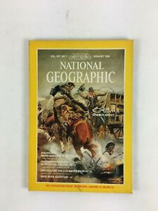 January 1986 NationalGeographic Magazine Hood River Adventure Freshwater Turtles