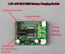 1.2V~24V 2.4V 3.6V 12V Ni-Cd Ni-MH NiCd Batteries Charger Module Charging Board