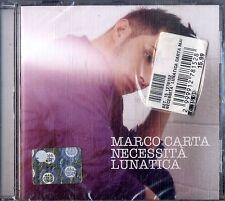 MARCO CARTA Necessità Lunatica CD NEW SEALED