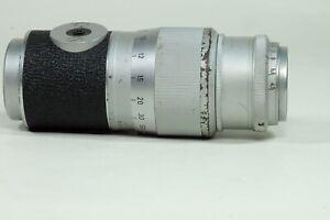 Leica 135mm f4.5 Hektor. LTM M39 mount! Vintage 1950