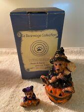 Boyd Bear Bearmoge - Emma The Witchy Bear 1E