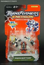 PERCEPTOR Transformers Energon Basic Mini-Cons Sureshock+Grindor+High Wire 2004
