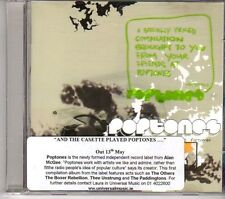 (DX63) Poptones, And The Casette Played Poptones - 2005 CD