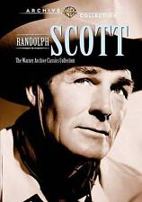 Randolph Scott: The Warner Archive Classics Collection 5 discs, UPC 883316402313