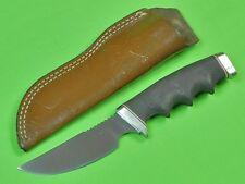 Vintage US 1970's GERBER Model 425 Presentation Collection Hunting Knife Sheath