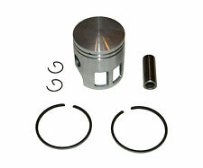 Yamaha DT50MX piston kit B/B 1.50mm o/s (81-92) + DT/RD/TY50, 44.50mm bore size