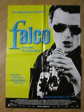Filmposter * Kinoplakat * A1 * Falco - Verdammt, wir leben noch! * EA 2008