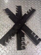 "3 Bad Boy  Mower Blades. For 54"" Deck 038-3000-00, 038-5202-00   (6294)"