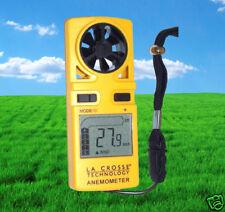 EA-3010 La Crosse Anemometer (Wind Meter) & Thermometer (SALE)