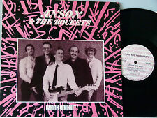 Anson & The Rockets -Knock You Out !  UK-1985  Makingwaves Spindrift SPIN 202