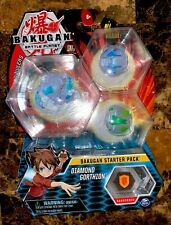 RARE Bakugan Diamond Gorthion Starter Pack Battle Planet HTF