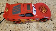 """Cars phone - """"Lightning McQueen""""  two piece talking animated phone"""