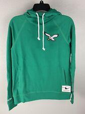 Mitchell & Ness Womens Philadelphia Eagles Hooded Sweatshirt Size Small