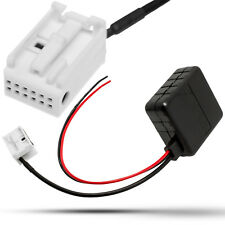 Bluetooth Adapter AUX Amplifier störgeräuschfilter AUDI Chorus Concert III 3