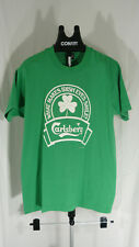rare late 1980s vintage Carlsberg what makes irish eyes smile green XL Liverpool
