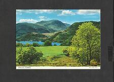 John Hinde Colour Postcard Blea Tarn and Langdale Pikes Cumbria Unposted