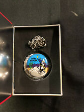 SCHYLLING: THE LONE RANGER POCKET WATCH WITH COLLECTORS METAL TIN - (MIB)