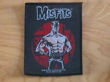 MISFITS - LUKIC (NEW) SEW ON PATCH OFFICIAL BAND MERCH