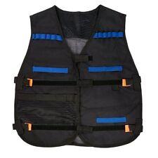 Elite Tactical Vest Kids Gun Foam Dart Clip Holder Waistcoat Jacket For Nerf USA