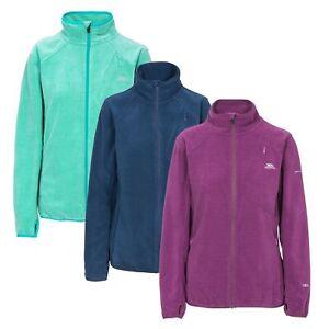 Trespass Womens Fleece Jacket with Zip Female Walking Casual Hiking Ciaran