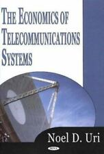 ECONOMICS OF TELECOMMUNICATIONS SYSTEMS - NEW HARDCOVER BOOK