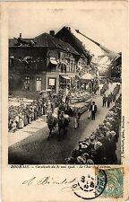 CPA  Roubaix - Cavalcade du 31 mai 1903 - Le Char de l'Aviron  (205166)