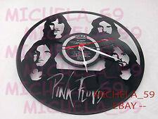 Orologio Da Parete Disco in Vinile Vinyl Record Clock Rock - PINK FLOYD